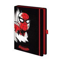 Spider-Man, Notizbuch