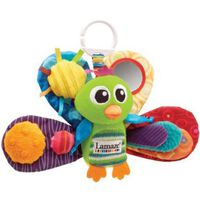 Lamaze Baby-Spielzeug Jacque The Peacock