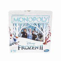 Disney, Frozen / Die Eiskönigin 2 - Monopoly