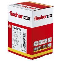 Fischer Nageldübel mit Senkkopf Hammerfix 100 Stk. N 5 x 30/5 S