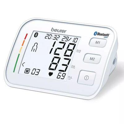 Beurer Blutdruckmessgerät BM 57 Weiß
