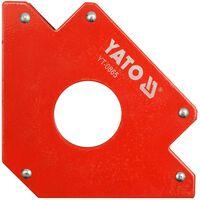 YATO Magnetischer Schweißhalter Magnethalter