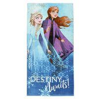 Frozen 2, Handtuch - Anna Und Elsa, Destiny Awaits