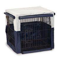 Beeztees Abdeckung für Hundekäfig Benco 63 x 55 x 61 cm Blau 715955