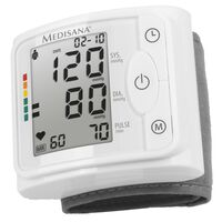 Medisana Handgelenk-Blutdruckmessgerät BW 320 Weiß