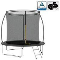 vidaXL Trampolin-Set Rund 244x55 cm 100 kg
