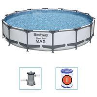 Bestway Steel Pro MAX Swimmingpool-Set 427x84 cm