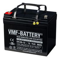 VMF AGM Deep Cycle Batterie 12 V 36 Ah DC36-12