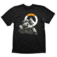 Overwatch, T-shirt - Winston Logo - Größe L