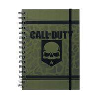 Call of Duty, Notizbuch - Skull