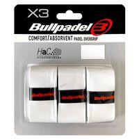 Bullpadel, 3x Overgrips - Comfort Absorbent