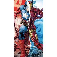 Marvel, Strandtuch - Captain America / Iron Man