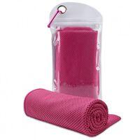 Super kühles Handtuch - Rosa