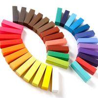 Haarkreide-set Mit 36 Farben Für Den Heimgebrauch, Ungiftig,