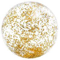 Intex, Aufblasbarer Wasserball Mit Glitzer - Gold