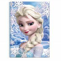 Frozen / Die Eiskönigin, Raster Notizbuch - Elsa