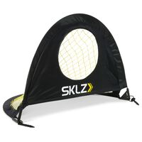 437503 SKLZ Precision Pop-Up Fußballtor 91,4x61 cm Schwarz