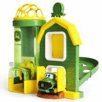 John Deere Spielzeug-Set und Fahrzeug Rev Up Barnhouse