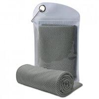 Super kühles Handtuch - Grau