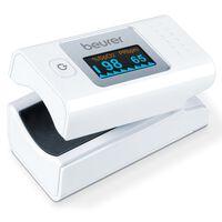 Beurer Pulsoximeter PO 35 Weiß