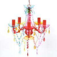 Acryl Kronleuchter Multi-Farben