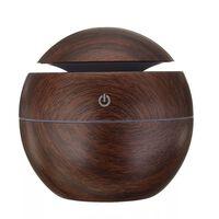 Luftbefeuchter, Ultrasonic Aroma 006 - Dunkles Holz