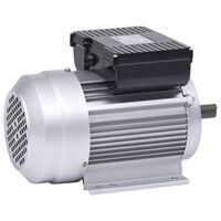 vidaXL Einphasen-Elektromotor Aluminium 2,2 kW 3 PS 2-Polig 2800 U/min
