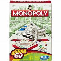 Monopoly Grab & Go, Reisespiel