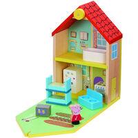 Peppa Pig - Holzspielzeughaus