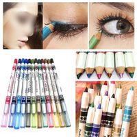 12 Farbige Glitter Eyeliner Pencil Eyeliner Eye Liner Augen Kosmetik