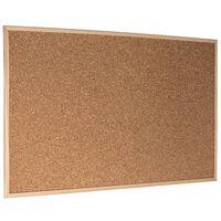 Esselte Standard Pinnwand Kork 80x60 cm