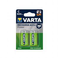 Recharge Accu Power Batterien C 2 Stück Im Blister