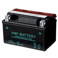 VMF Powersport Liquifix Batterie 12 V 6 Ah MF YTX7A-BS