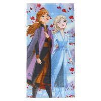 Frozen 2, Handtuch - Anna und Elsa