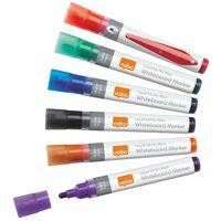 nobo Marker mit flüssiger Tinte 6 Stk.