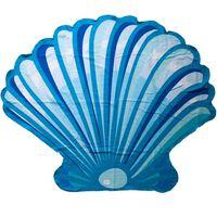 Mikrofaser Strandtuch, Shell