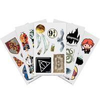 34x Harry Potter Gadget Abziehbilder