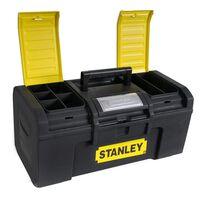 """Stanley Profi-Organiser Werkzeugtaschen """"Basic"""" Werkzeugbox 19 Zoll"""
