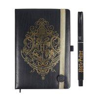 Harry Potter, Schreibset - Notizbuch und Stift