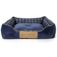 Scruffs Haustierbett Highland Blau XL