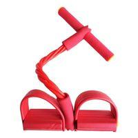 4 Röhren starke Fitness-Widerstandsbänder -