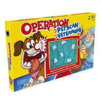 Operation Pet Scan - Gesellschaftsspiel