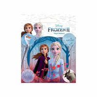 Frozen 2 / Die Eiskönign 2, 5x Aufkleber