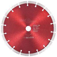 vidaXL Diamant-Trennscheibe Stahl 230 mm