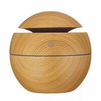 Luftbefeuchter, Ultrasonic Aroma 006 - Helles Holz