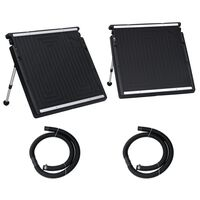 vidaXL Doppel-Solarheizung für Pool 150x75 cm