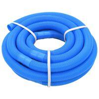 vidaXL Poolschlauch Blau 38 mm 9 m