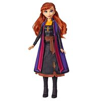 Frozen / Die Eiskönigin 2, Puppe Mit Leuchtkleidung - Anna