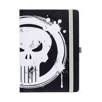 Premium A5 Notizbuch - The Punisher