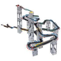Marble Racetrax Kugelbahn-Set 40 Blatt 6 m